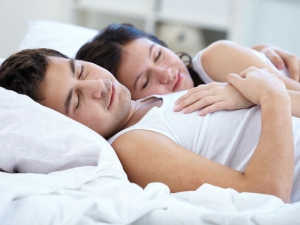 The Best Sleeping Positions For Couples