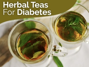 Natural Herbal Teas To Help Manage Diabetes