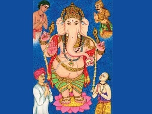 Vakratunda Ganesha Kavacham