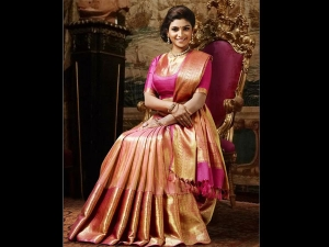 Varamahalakshmi Puja Different Saree Draping Styles