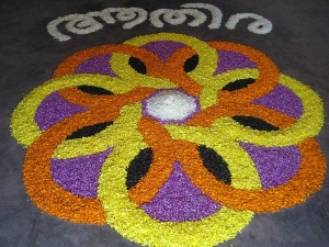 Best Pookalam Designs For Onam 2019