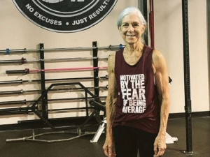 This 72 Year Old Woman S Gym Regime Will Put Your Workout To Shame