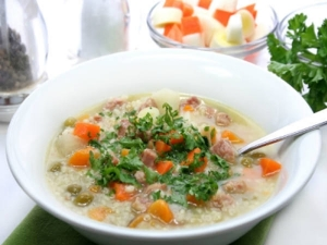 Barley Soup Recipe For Winter