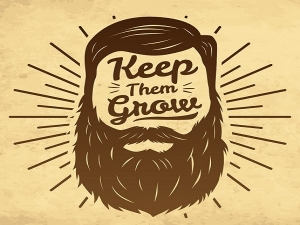 Healthy Reasons Why Men Should Grow Beards