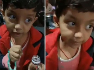 Gujarati Student Anger Against School This Funny Video Viral