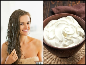 How To Use Curd To Tackle Different Hair Problems