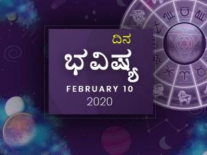Daily Horoscope 10 Feb 2020 In Kannada