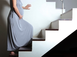 Climbing Stairs During Pregnancy