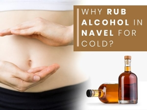 Home Remedies Rub Alcohol On Belly For Cold