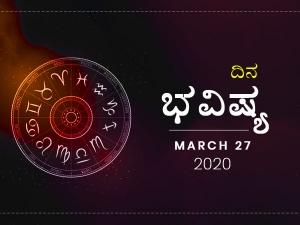 Dina Bhavishya 27 Mar