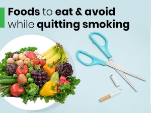 Best And Worst Foods To Eat While Trying To Quit Smoking