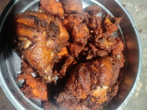 Spicy Chicken Kabab Recipe