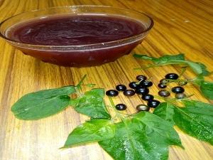 Black Nightshade Fruit Juice Recipe