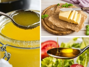 Oil Butter Ghee Which One Is Healthier For Cooking