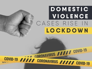 Domestic Violence Increase During Lockdown In India
