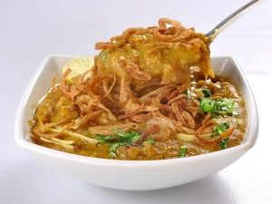 Ramadan Special Soya Haleem Recipe