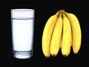 Do You Know Benefits Of Having Glass Of Warm Water And Banana In The Morning