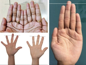 Your Hand Fingers Can Tell You A Lot About Your Personality