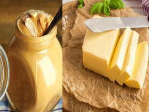 Peanut Butter And Butter Which Is Healthier