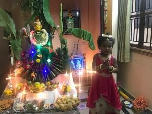 Things To In Keep In Tambula During Shravana Masa Pooja