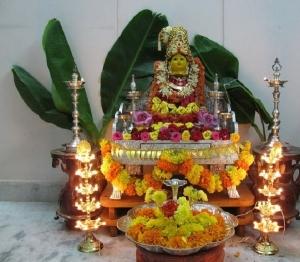 Varalakshmi Vratam 2020 Date Shubh Muhurat Significance Puja Vidhi