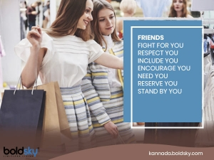 Inspiring Friendship Day Quotes In Kannada