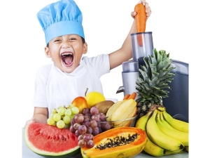 How To Teach Kids To Have Nutrition Foods