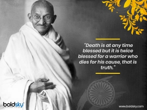 Mahatma Gandhi Biography Family History Movements And Facts