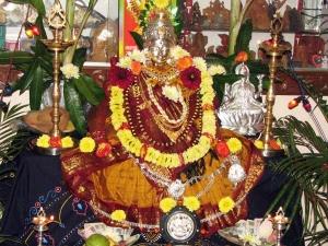 Varamahalakshmi Ashtotharam And Shlokas In Kannada