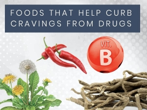 List Of Foods That Help Manage Drug And Alcohol Cravings