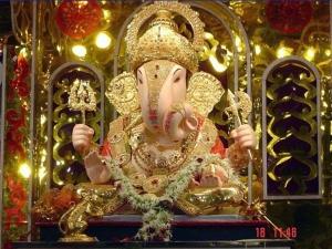 Ganesha Ashtottara Shatanamavali Stotras And Mantras In Kannada