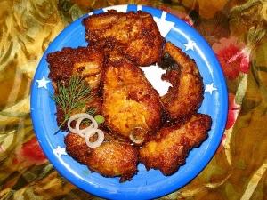 Fish Fry Recipe In Kannada