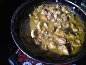 Palak Chicken Recipe In Kannada