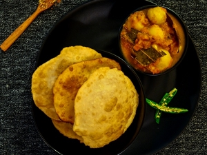 Bengali Aloo Dum Recipe In Kannada