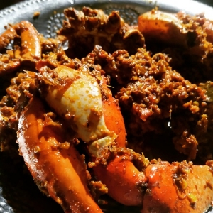 Crab Sukka Recipe In Kannada
