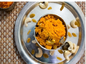 How To Prepare Carrot Halwa In Kannada