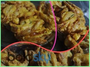 Onion Pakoda Recipe In Kannada