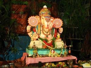 Ganesh Aarti Lyrics Lord Ganesh Aarti Lyrics In Kannada With Its Meaning