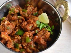 Kadai Chicken Recipe In Kannada