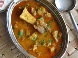 Chettinad Style Mutton Salna Recipe In Kannada
