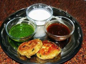 Aloo Tikki Recipe In Kannada