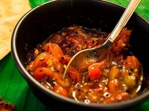 Tomato Thokku Recipe In Kannada
