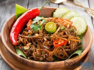 Schezwan Chicken Noodles Recipe In Kannada