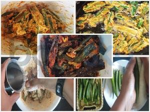 Crispy Ladies Finger Fry Recipe In Kannada