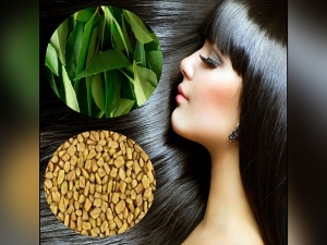 Strengthen Your Hair With Curry Leaves And Fenugreek Seeds Hair Rinse