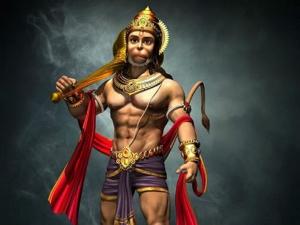 Birth Story Of Lord Hanuman In Kannada