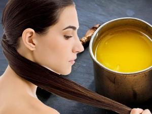 Benefits Of Applying Ghee On Hair In Kannada