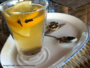 Drink Recipe To Get Rid Of A Sore Throat Throat And Cold