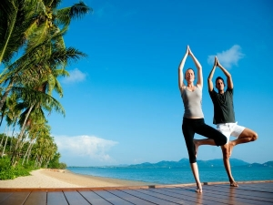 Benefits Of Couple Yoga On And Off Mat