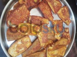 Banana Tawa Fry Recipe In Kannada